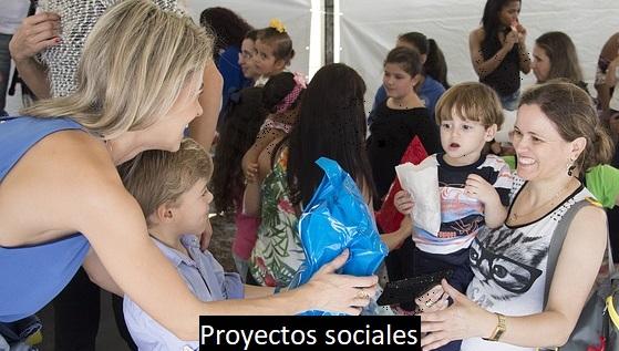 ¿Quieres saber como armar un proyecto social?