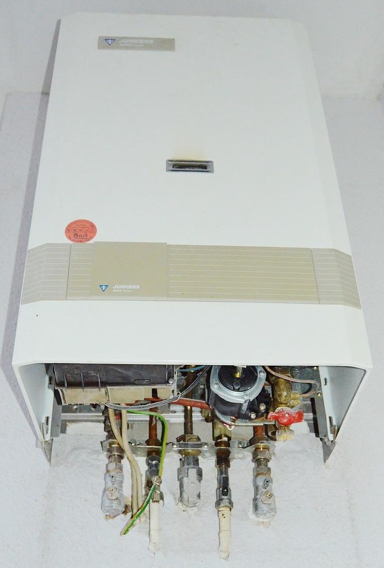 Un calentador que gotea es peligroso